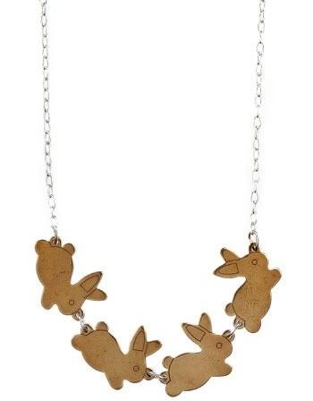 Bunny Hop Necklace