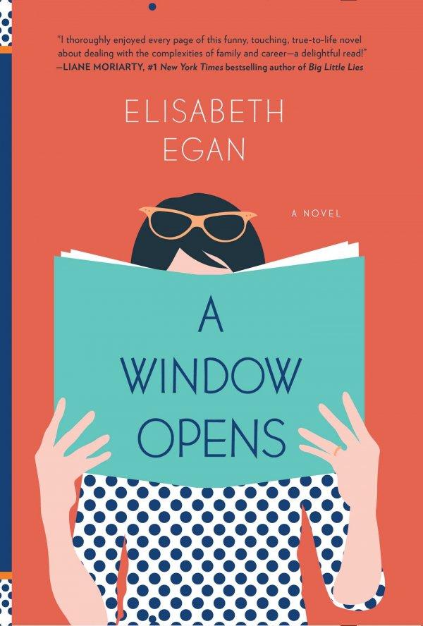 A Window Opens by Elizabeth Egan
