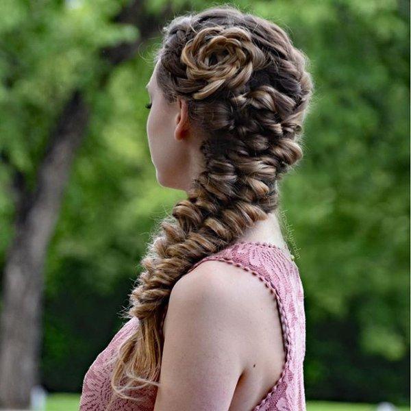 hair, hairstyle, blond, long hair, ringlet,
