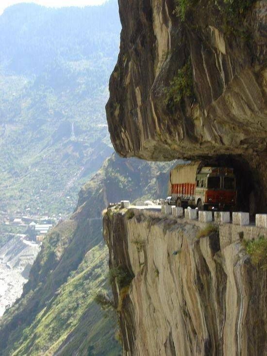 Karakoram Highway, Asia