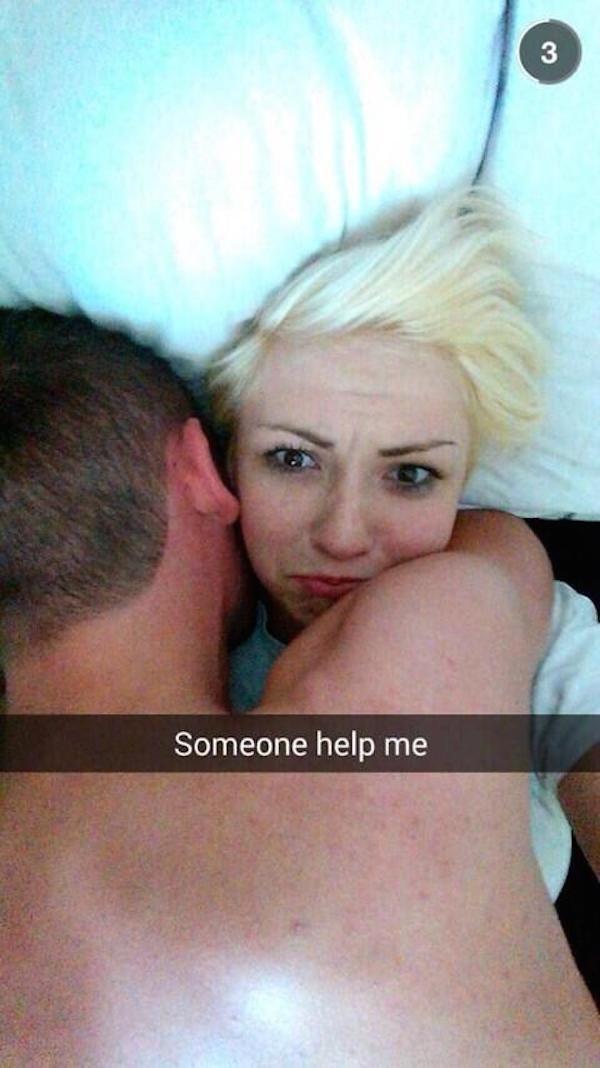 Please – Somebody Help