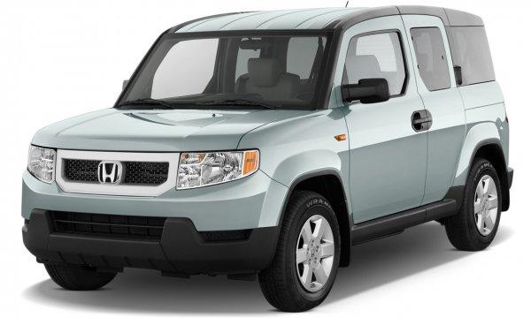Honda Element: 2007 or Later