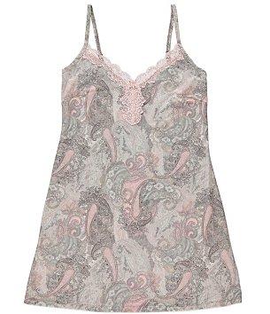 Paisley Print Nightdress