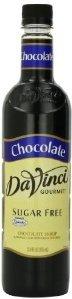 DaVinci Sugar-Free Chocolate Syrup