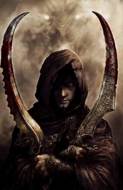 EREBUS - God of Darkness