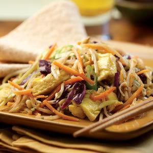 Moo Shu Vegetables