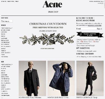 Acne Studios,clothing,font,design,pattern,