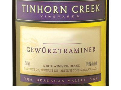Tinhorn Creek Gewurztraminer