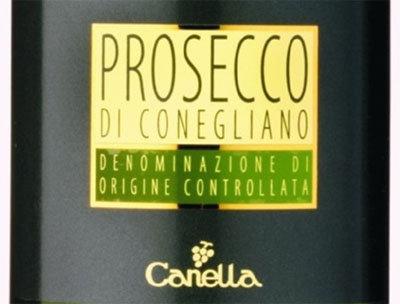 Canella Prosecco