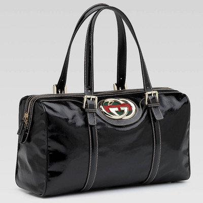 """Britt"" Medium Boston Bag"