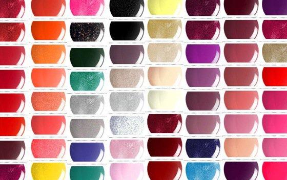 Sephora Nail Colour