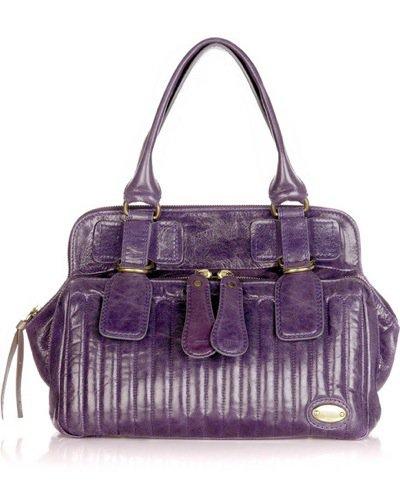 Chloe Bay Leather Bag