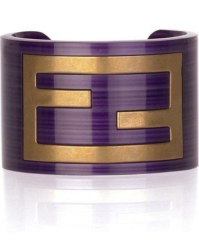 Fendi FF Logo Cuff
