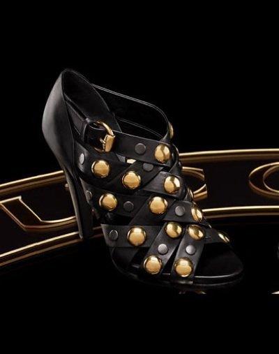 Babouska High Heel Open Toe Sandals