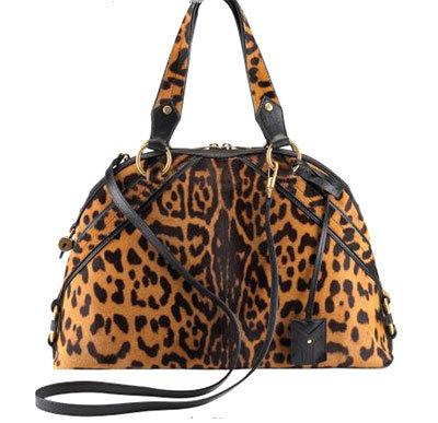Medium Fauve Handbag
