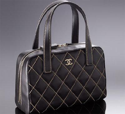 Zipped Handbag
