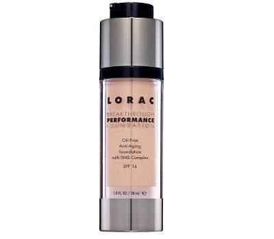 LORAC Breakthrough Performance Foundation