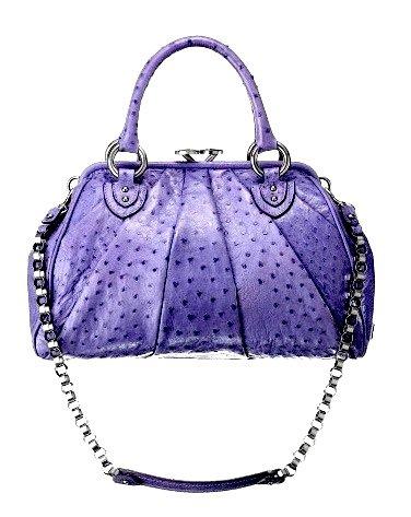 Marc Jacobs Purple Bag