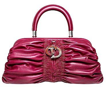 Ruby Dior Karenina Bag