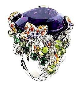 "Dior ""Incroyables Et Merveilleuses"" Cerise Ring"