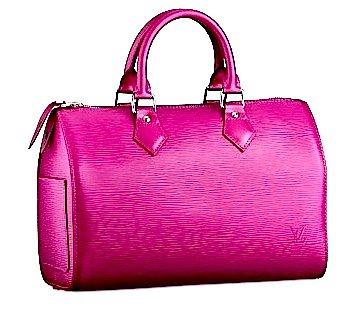 Louis Vuitton Epi Leather Speedy 25 Bag