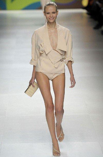 """Stella McCartney Spring 2009 is """"Effortlessly Sexy"""" Fashion"""