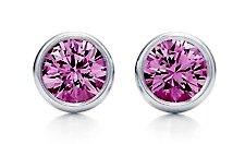 Tiffany Elsa Peretti Diamonds by the Yard Earrings