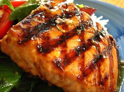 Salmon ...