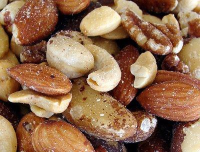 Nuts ...