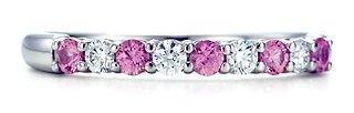 Tiffany Shared-Setting Band Ring