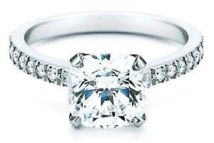 Tiffany Novo Diamond Ring