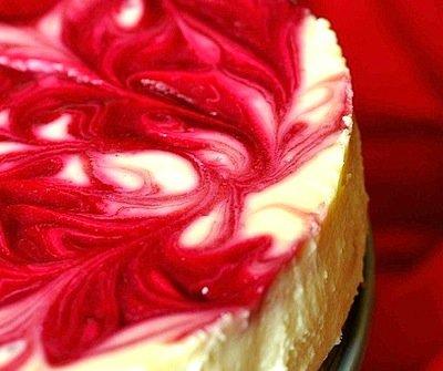 Berry Cheesecake Bars