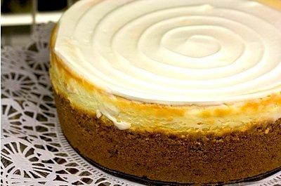 A Cheesecake Factory Cheesecake