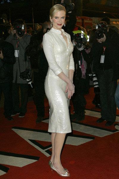 Nicole Kidman at the UK Premiere of Australia: