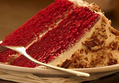 Red Velvet Cake: