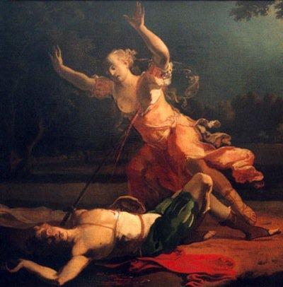 Pyramus and Thisbe ...