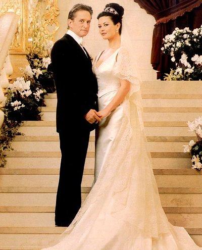 Michael Douglas and Catherine Zeta-Jones ...