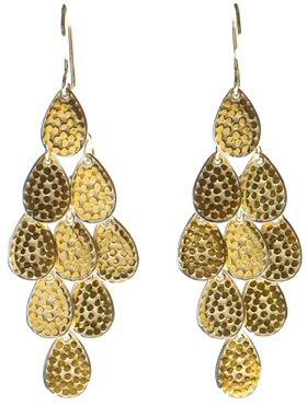 Multi-Drop Earrings by Anna Beck ...