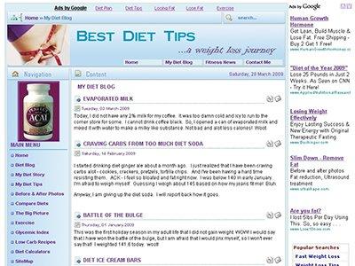 BEST DIET TIPS