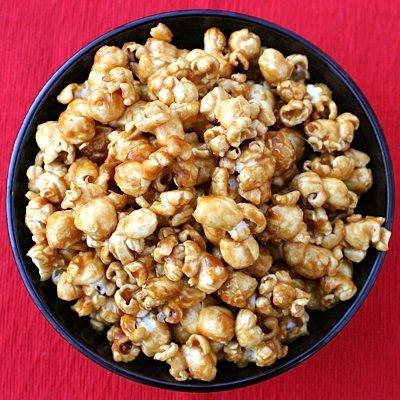 Caramel Popcorn ...