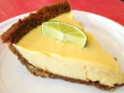 Key Lime Pie ...
