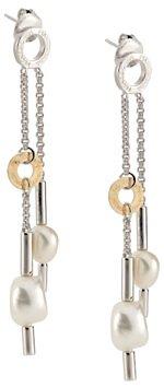Pure Life Pearl Earrings by Pianegonda ...