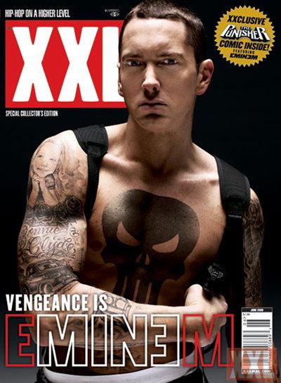 Eminem for XXL