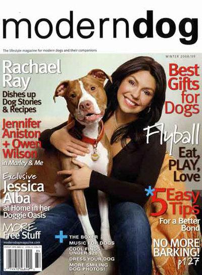 Rachael Ray for Modern Dog