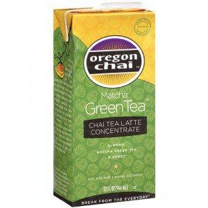 : Green Tea Chai