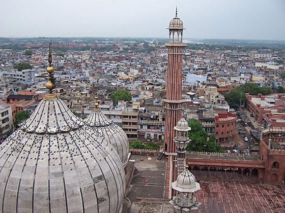 Delhi ...
