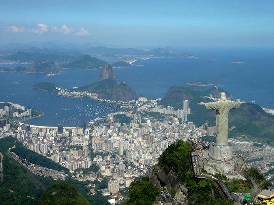 Rio De Janeiro ...