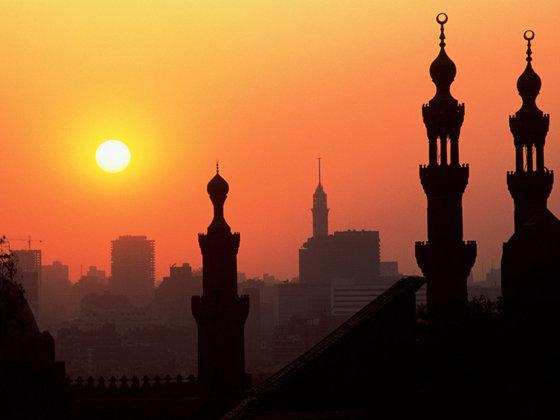 Cairo ...