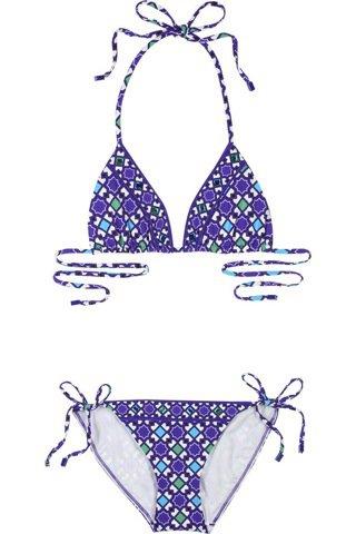 Michael Kors Triangle Bikini ...