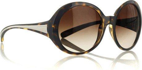 Prada Oversized round Sunglasses...